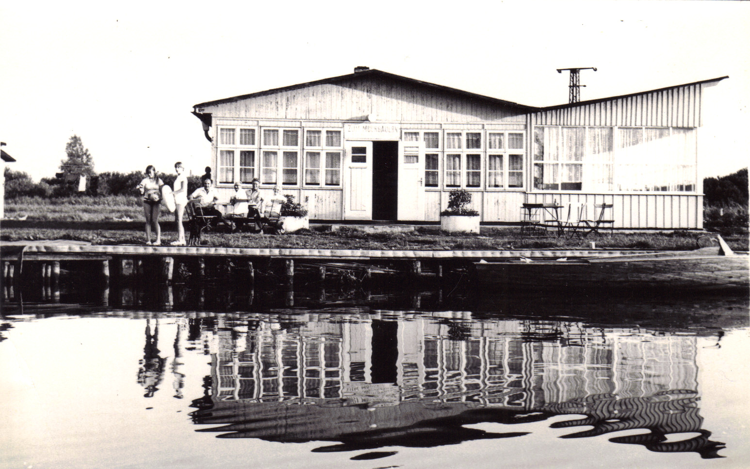 Moorbauer 1960er